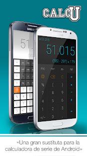 CALCU™ Calculadora con estilo Mod