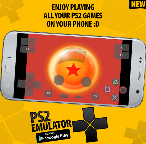 Golden PS2 Emulator For Android (PRO PS2 Emulator) 117 screenshots 8