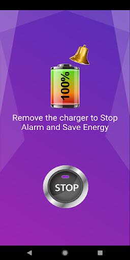 Battery 100% Alarm screenshots 4