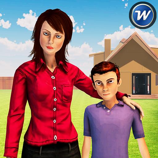 Virtual Mom Super Family Home (game)