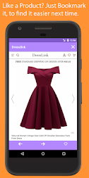 Dressify - Cheap Womenswear Online Shopping App APK screenshot thumbnail 3