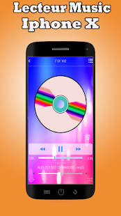 iMusic player for Iphone X 2018 - náhled
