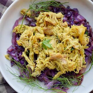 Fresh Fennel Shredded Chicken