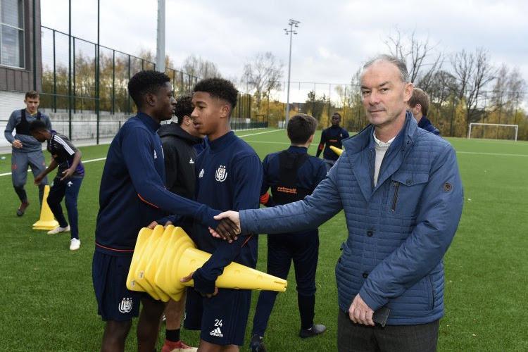 Anderlecht gaat volgend jeugdproduct een profcontract geven