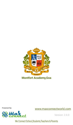 Montfort Academy,Goa screenshot 1