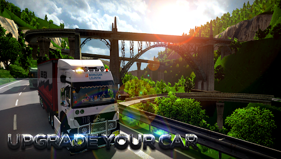 Truck indonesia Simulator - náhled