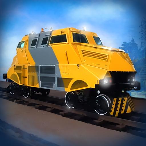 Train Monster Trucks