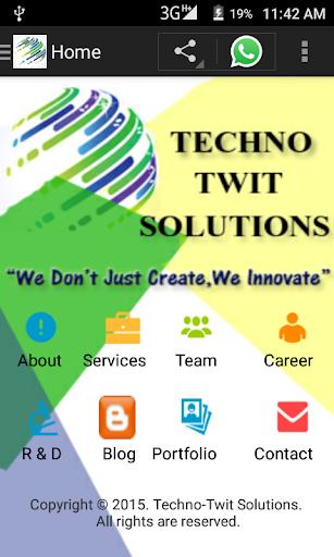 Techno Twit Solutions