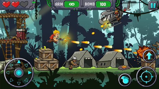 Metal Shooter: Super Soldiers image 0
