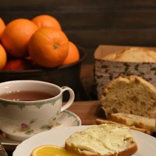 Orange Walnut Tea Cake