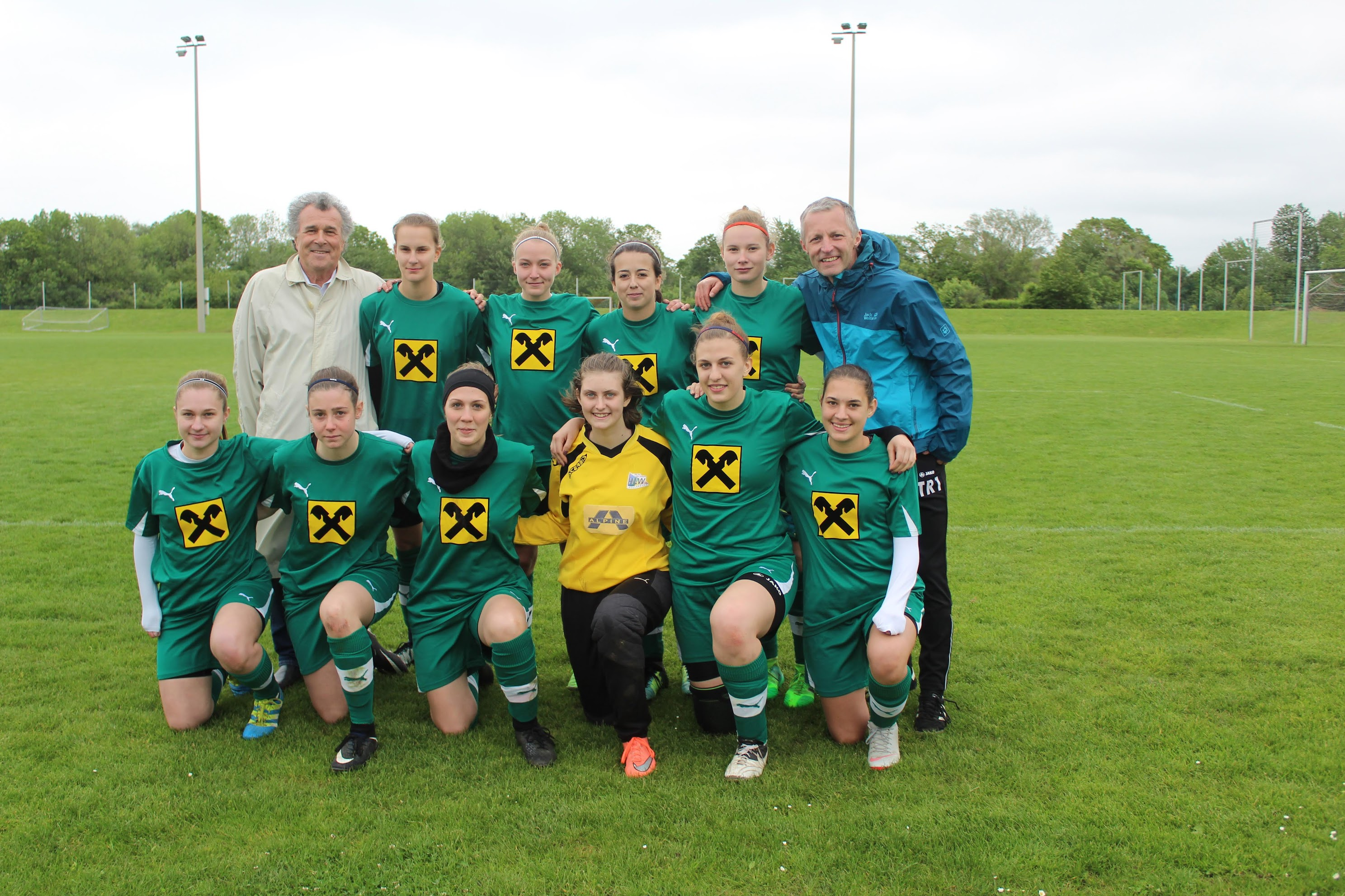 Fußball-Landesmeisterschaften-Oberstufe-Mädchen