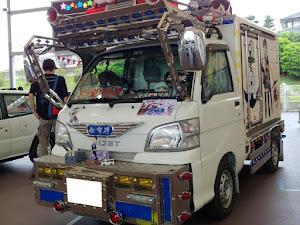 ハイゼットトラック  平成19年式S210P後期型保冷車のカスタム事例画像 加賀岬さんの2020年01月20日05:07の投稿