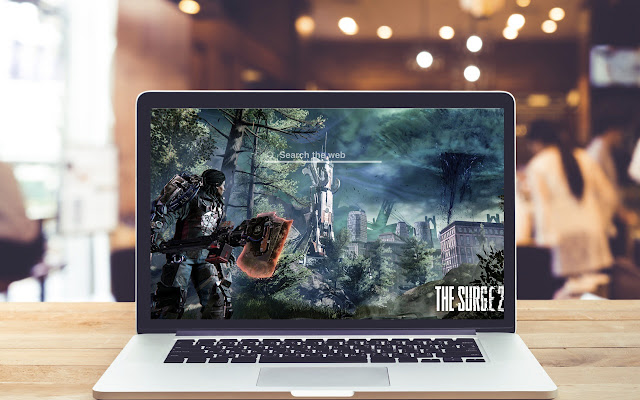 The Surge 2 HD Wallpapers Game Theme