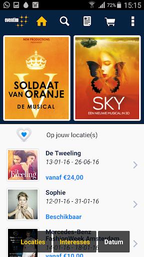 免費下載娛樂APP|EVENTIM Nederland app開箱文|APP開箱王