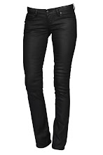 Photo: Jeans slim LTB, Toile enduite - Mode BE