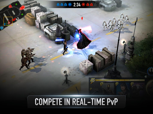 Star Wars™: Force Arena screenshot 12