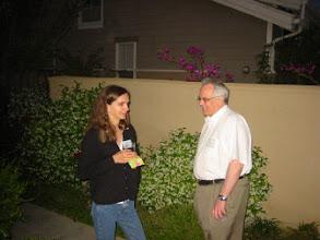 Photo: Professors Sherri Rausch and John Dickhaut