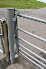 Photo: Fascinating gates & simple locks