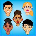 iDiversicons 1st Diverse Emoji icon