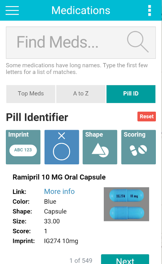 Kilgore's Medical Pharmacy- screenshot