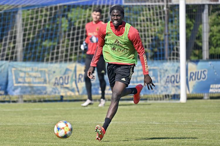 Le Diablotin Amadou Onana sur les tablettes d'un club de Ligue 1