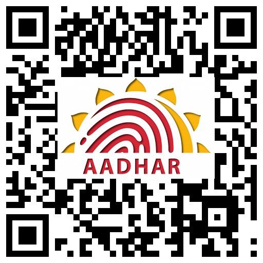 Aadhar Card QR Scanner