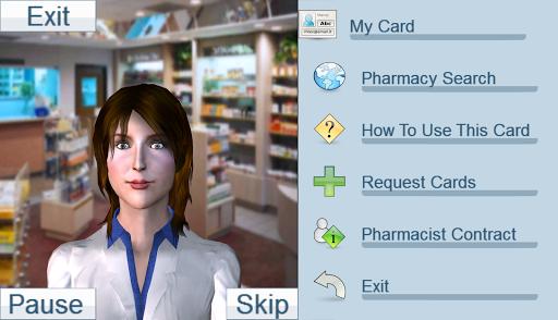 Trivesta Med Drug Card