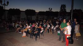 Arranque del circuito de cine de verano en Rioja