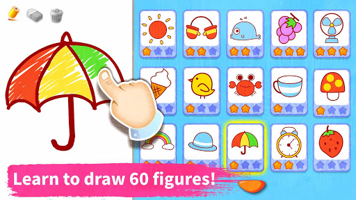 Baby Panda's Art Classroom: Music & Drawing 8.39.11.00 15