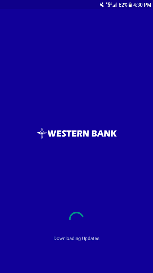 Western Bank Mobile- screenshot