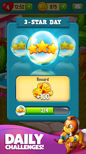 Toy Blast Mod Apk 9050 (Unlimited Lives/Boosters + 100 Moves) 6