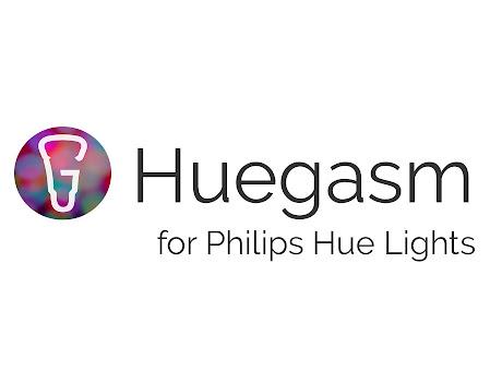 Huegasm for Philips Hue Lights