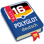 Polyglot. Learn German. Lite Icon