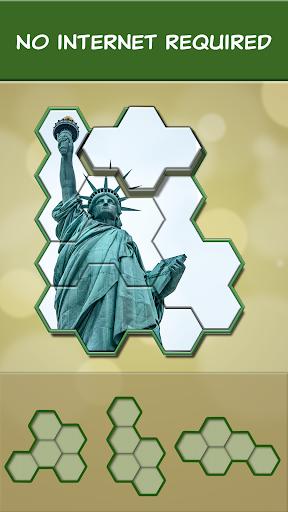Jigsaw Hexa Block screenshot 6