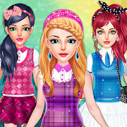 High School Dress up: Fashion Games