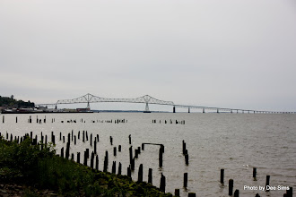 Photo: (Year 2) Day 346 - The Full Length of the Megler Bridge