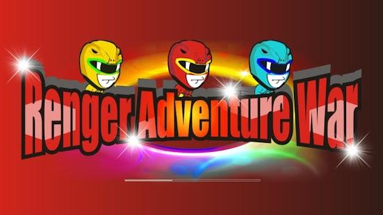 Ranger Adventure War - náhled