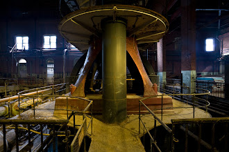 Photo: Old #7 in the Hackensack Water Works.