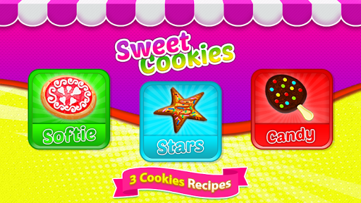 Baking Cookies - Cooking Game apklade screenshots 1