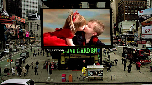 Billboard Dream Frame screenshot 12