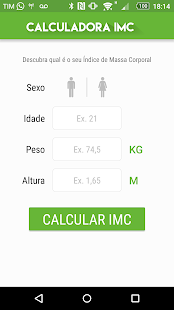 Calculadora IMC- screenshot thumbnail