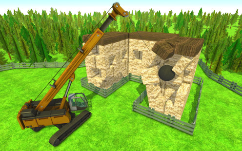 Wrecking Ball Unlimited Fun 3D - náhled