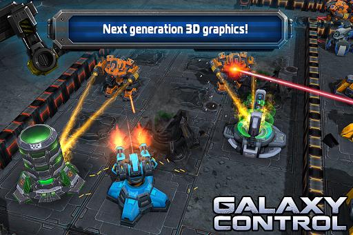 Galaxy Control: 3D strategy  screenshots 4
