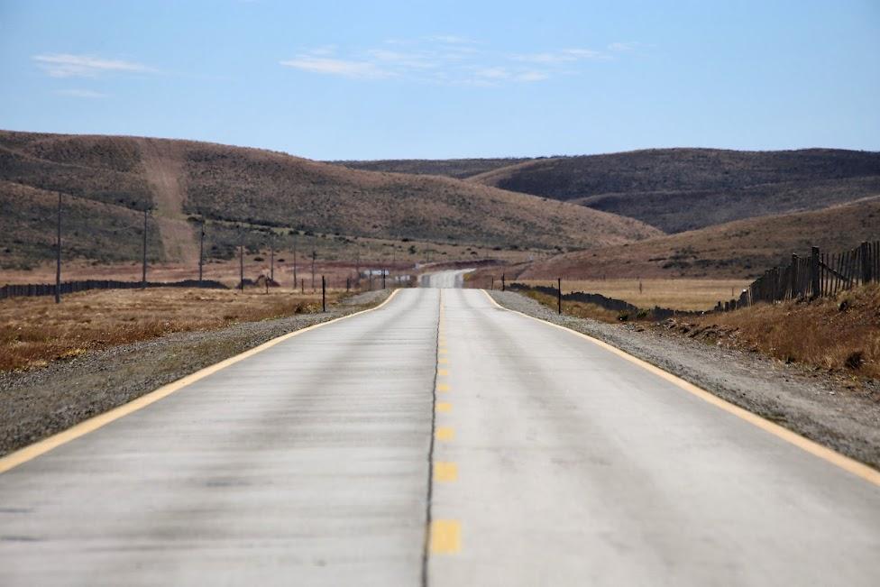 Chile, w drodze