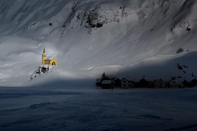 chiesetta alpina di guazz