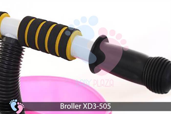 Xe đạp ba bánh Broller XD3-505 cho trẻ em 6