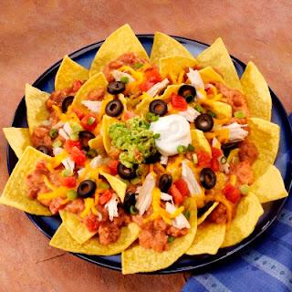 Chicken Fiesta Nachos