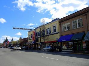 Photo: Walking around Ashland, OR