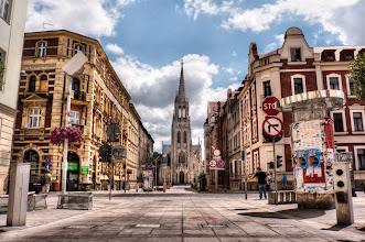 Photo: Katowice, Poland