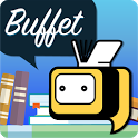 OOKBEE Buffet:All-You-Can-Read icon
